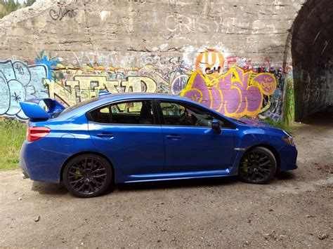 new subaru wrx 2018 2018 subaru wrx sti review autoguide news