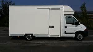 master 120 plancher cabine food truck 20m3 10990ht