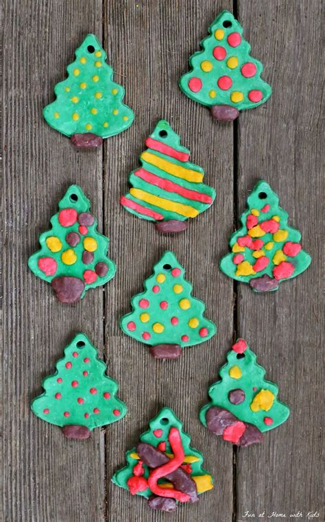 handmade ornaments  kids images  pinterest