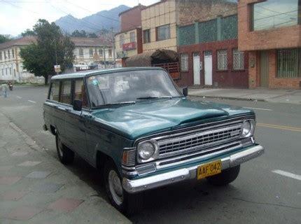 jeep wrangler 1970 vendo jeep wrangler 1970 bogota clasificados de compra