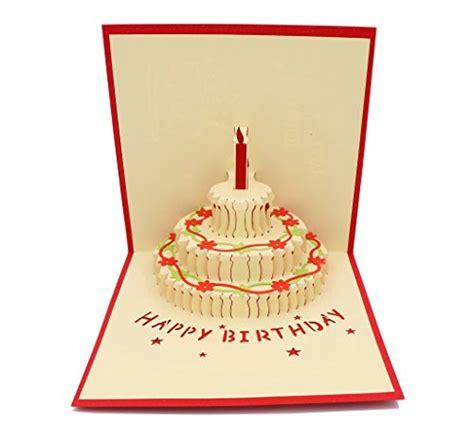 Papercraft Birthday Card - 50 isharecards handmade 3d pop up birthday cards