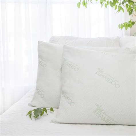 Facts About Pillows by Bamboo Pillow Your Ticket To The Land Of The Most