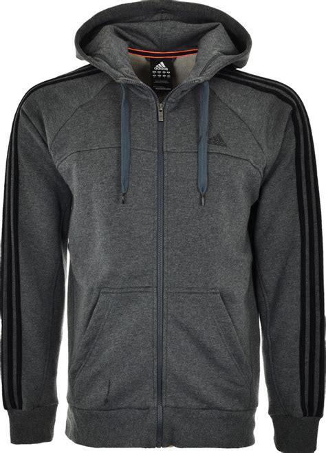 Hoodie Zipper 3second adidas mens hoody essential 3 stripe fashion zip hooded hoodie sweat top ebay