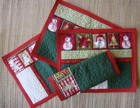 patchwork natal jogo americano natal fafa arte elo7