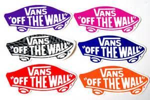vans the wall sticker vans the wall sticker who wear use