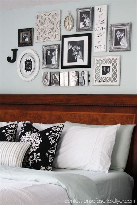 Bedroom Wall Frame Decor by Best 25 Wall Collage Ideas On Wall Collage
