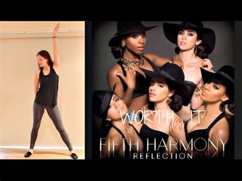 tutorial dance worth it fifth harmony worth it dance tutorial andreakswilson