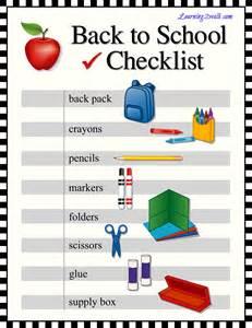 preschool supplies list for homeschoolers