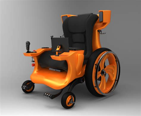 Comfortable Wheelchair by 19 Futuristic Concept Wheelchair Designs Kd Smart Chair