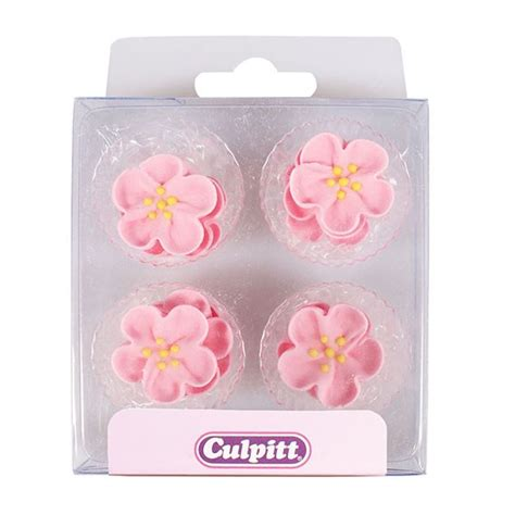 Acetate For Cake Decorating by Culpitt Pink Sugar Decorations Acetate Box