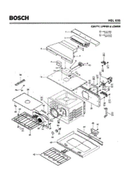 bosch oven wiring diagram 32 wiring diagram