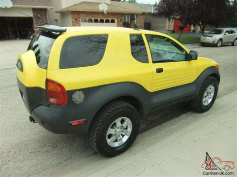 car owners manuals for sale 2001 isuzu vehicross navigation system isuzu vehicross base sport utility 2 door