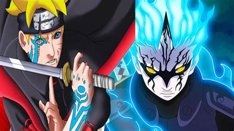 boruto power difference between power levels of boruto mitsuki