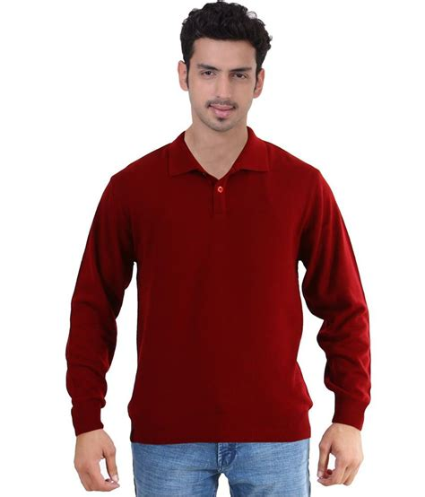 O Q Sport sportking maroon color t shirt for buy sportking