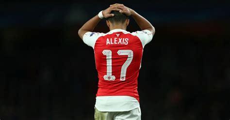 alexis sanchez shirt number sanchez s future concern with frustration increasing