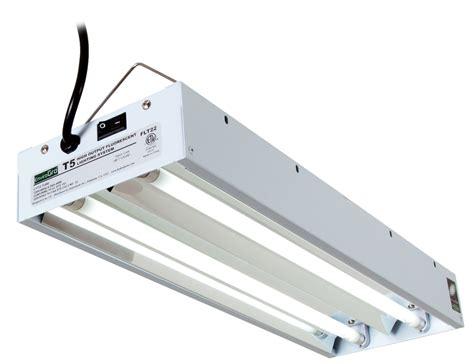 T5 Light Fixtures 2 Bulb Fixture