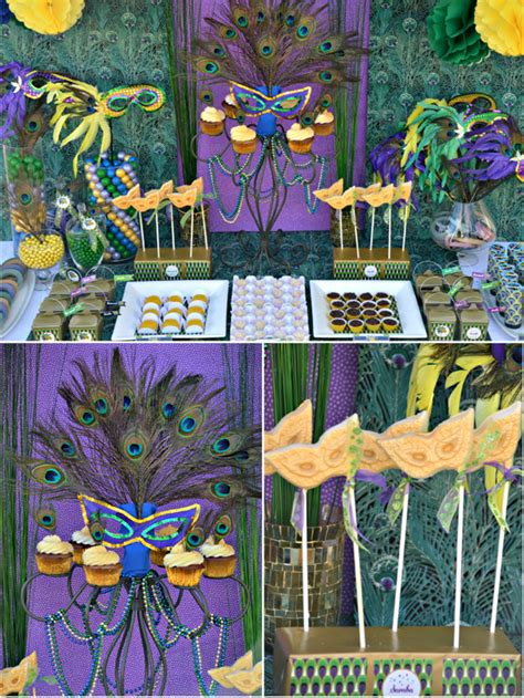 party themes mardi gras mardi gras party brazilian style carnaval party ideas
