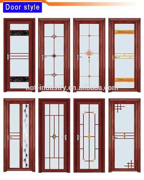 soundproof bathroom door ecological reinforced aluminum alloy frosted interior