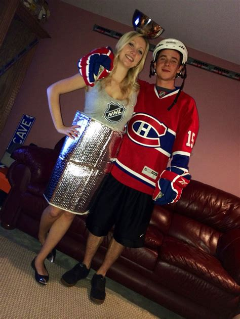 stanley cup  hockey player costume halloween costumes