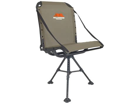 millennium g 100 ground blind chair