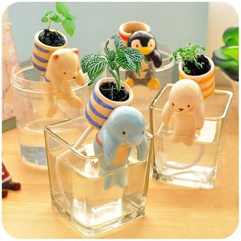 cute flower pots creative cute mini microlandschaft plant pots planter