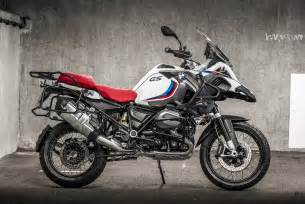 Bmw Gsa Bmw Are Building 4x100 Limited Edition Icon Models