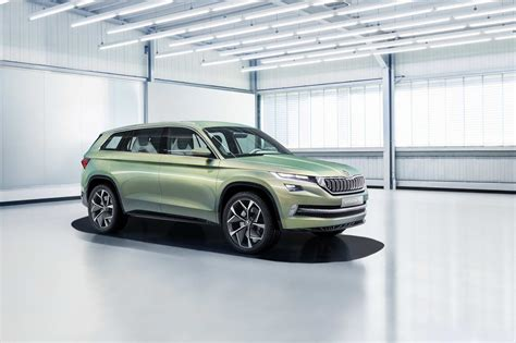 Skoda Vision S concept SUV photo gallery   Autocar India