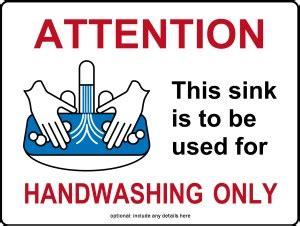 Design Your Own Kitchen Free by Hand Washing Sink Only Kitchen Sign Restaurant