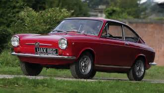 Fiat Spider Coupe 1965 Fiat 850 Spider Related Infomation Specifications