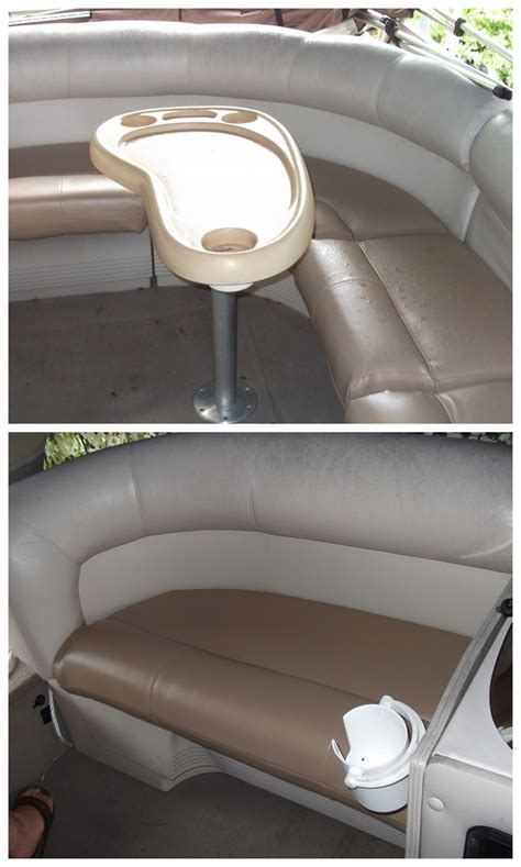 pontoon upholstery best 25 boat seats ideas on pinterest pontoon boat