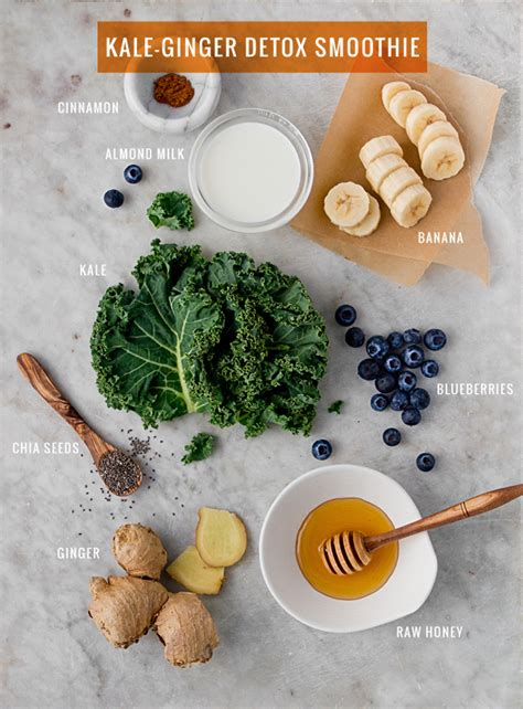Best Ingredients For Detox Smoothies by Detox Smoothie For Glowing Skin And Healthy Posh