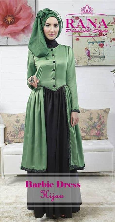 Dress Pesta Quine By Ayyanameena gaun busana muslim organdi pusat busana gaun pesta