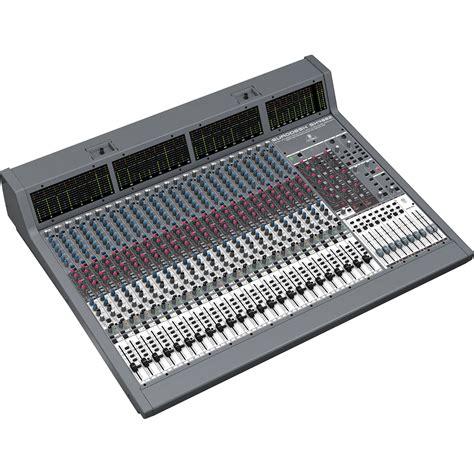 behringer eurodesk sx4882 48 input 8 buss mixing console
