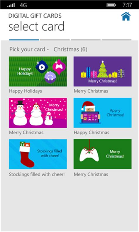 Xbox Live Digital Gift Card - redeem xbox store