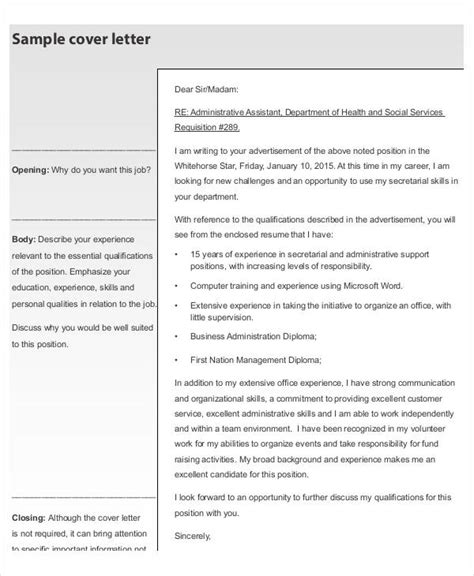 basic resume cover letter simple letter templates 47 free word pdf documents