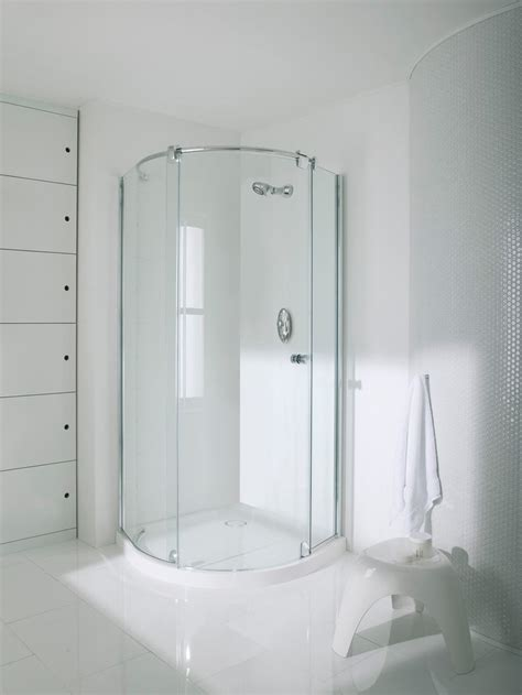 Daryl Shower Doors Kohler Daryl Minima 396 Frameless Sliding Quadrant Enclosure Kohler Daryl