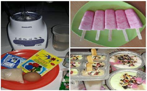 cara membuat es krim agar mengembang inilah rahasia membuat es krim dari agar agar swallow es