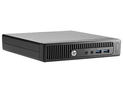 Mini Pc De Bureau Hp 260 G1 I3 4 232 G 233 N 4 Go Technopro Mini Pc De Bureau