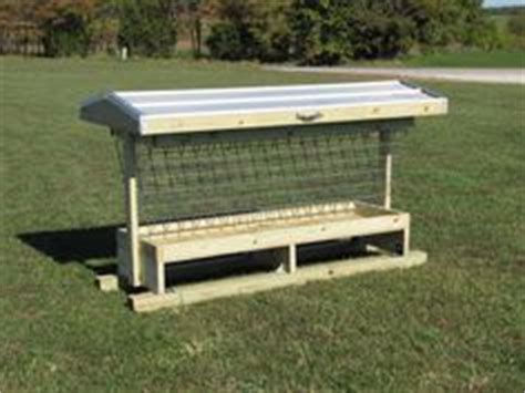 Futon Hay Feeder by Diy Futton Hay Feeder For Your Goats And Cows