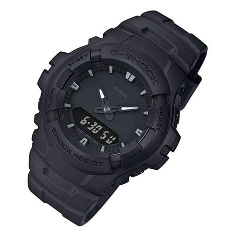 Casio G Shock Dualtime Sport casio g shock black g100bb g 100bb 1a dual time sport mens