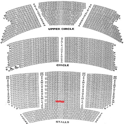 Seating Plan Manchester Opera House Manchester Opera House Historyme