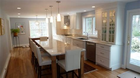 Long Narrow Kitchen Island Long Thin Ish Islands