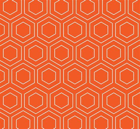 geometric wallpaper pattern orange patterns prints wallpaper graphics and prints