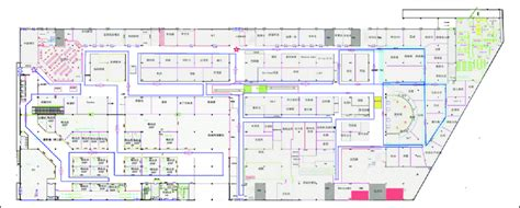 Floor Plan Mall by The Floor Plan Of The Shopping Mall Is Shown In This Picture And The Scientific