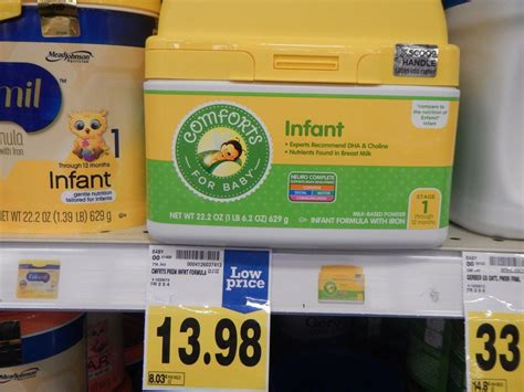 kroger comforts formula fred meyer friends family pass unadvertised deals