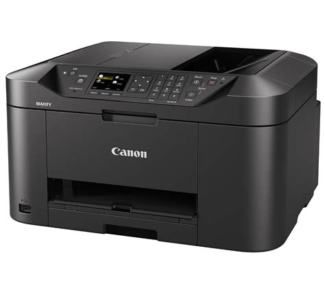 Printer Canon Fax canon maxify mb2050 all in one wireless inkjet printer with fax deals pc world