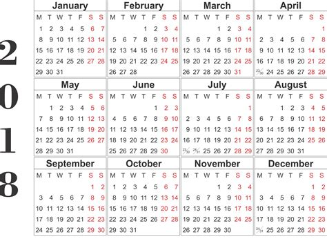 printable calendar 2018 calendar free printable 2018 calendar template free printable