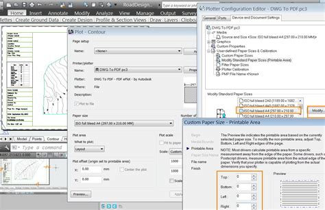 printable area autocad cannot center drawing in printable area autodesk community