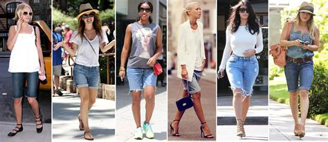 Bermuda Shorts   Style Guide   The Lady Loves Couture