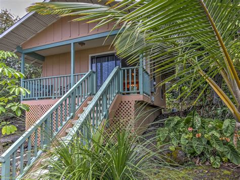 NEW! Kona Studio Cottage w/Ocean Views & Lanai, Keauhou,Kona Coast,Big Island Hawaii